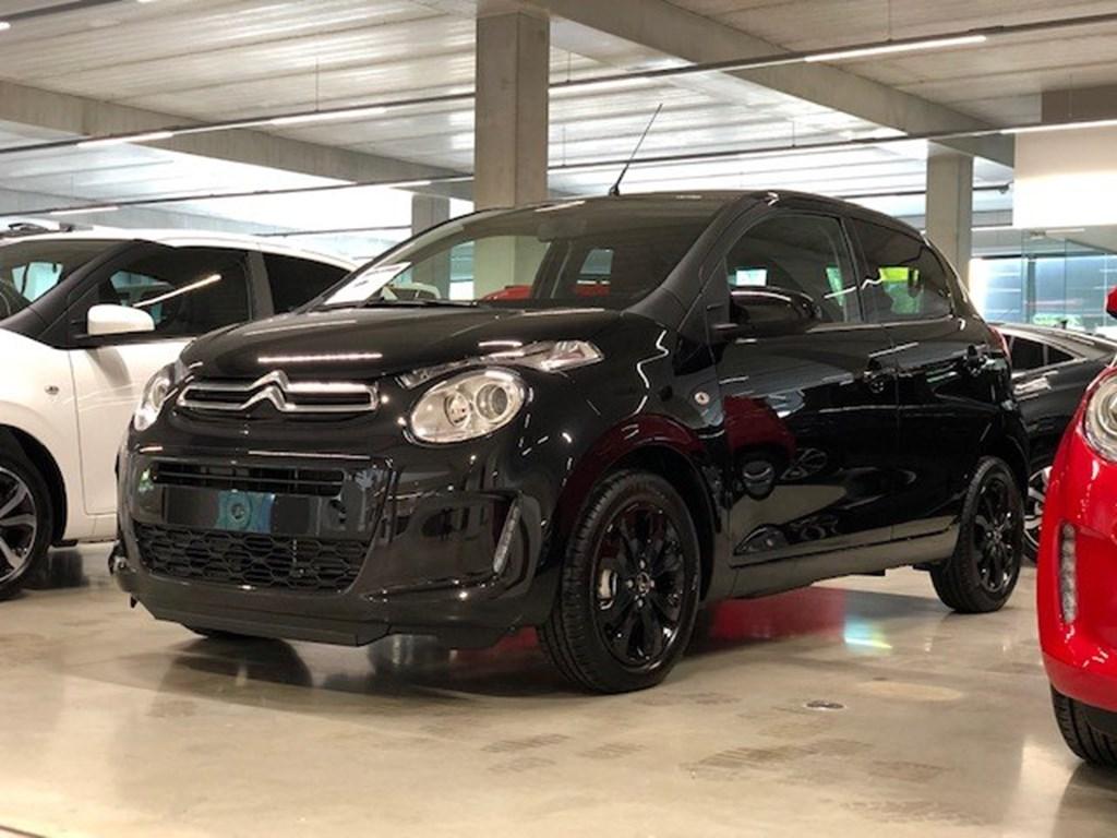Tweedehands te koop: Citroen C1 Zwart - Black Edition - Nieuw - Camera - Navigatie - Airco - Parkeersens