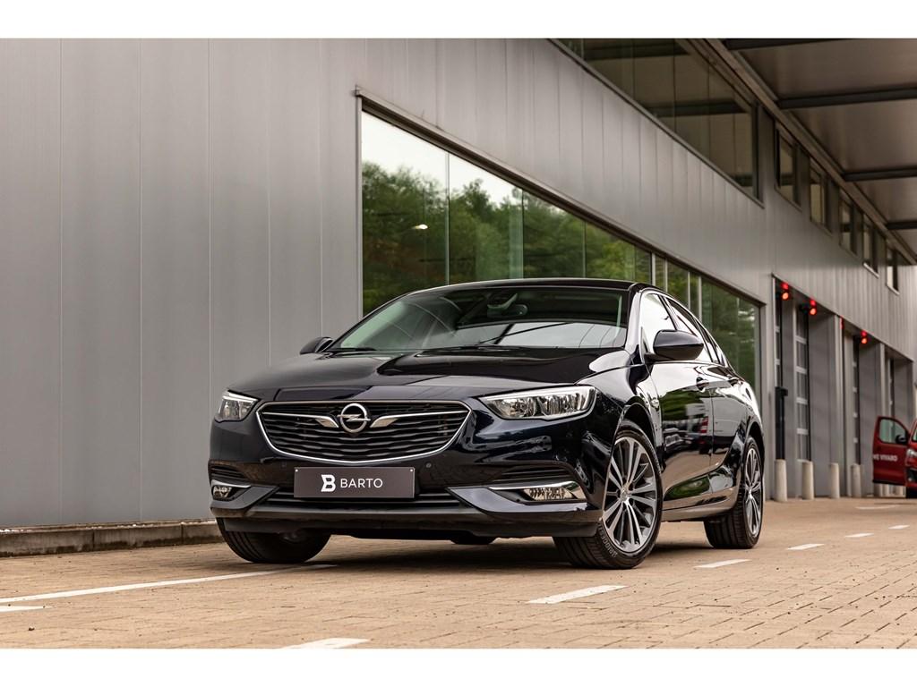 Tweedehands te koop: Opel Insignia Blauw - 16Diesel 136pkInnovatVolledig Leder