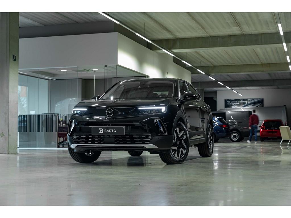 Tweedehands te koop: Opel Mokka Zwart - 12 TurboEleganceNavi Pro 10 PurepanelCameraDodehoeksens