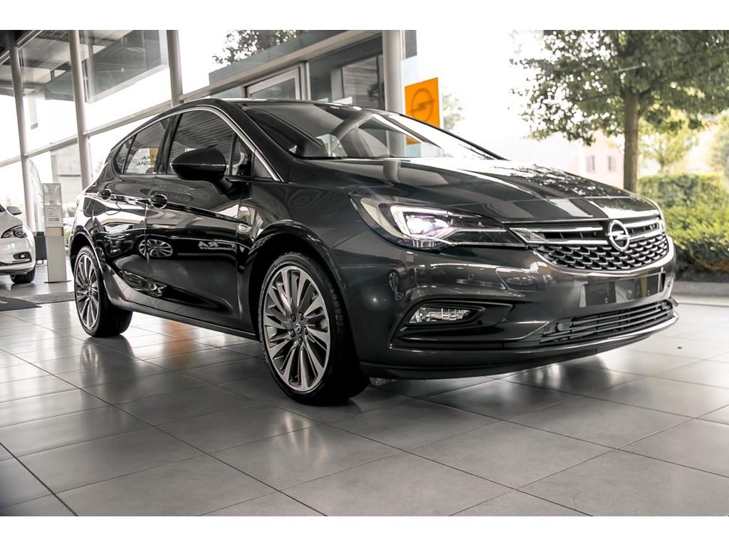 Tweedehands te koop: Opel Astra Anthraciet - DEMO Wagen 5 Deurs Innovation 16CDTi 110pk - Leder - Intellilux koplampen - Nieuw