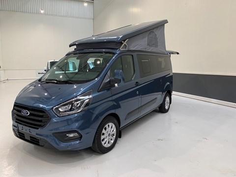 Ford Transit Custom Van