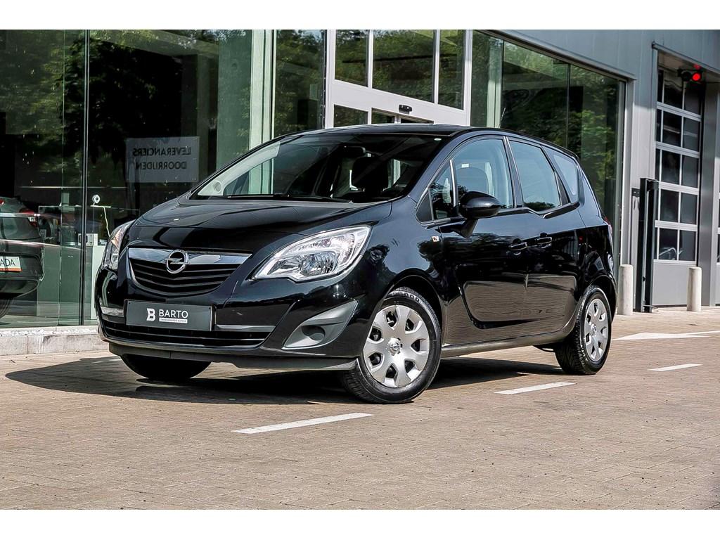 Tweedehands te koop: Opel Meriva Zwart - 13 Cdti Ecotec - ESSENTIA