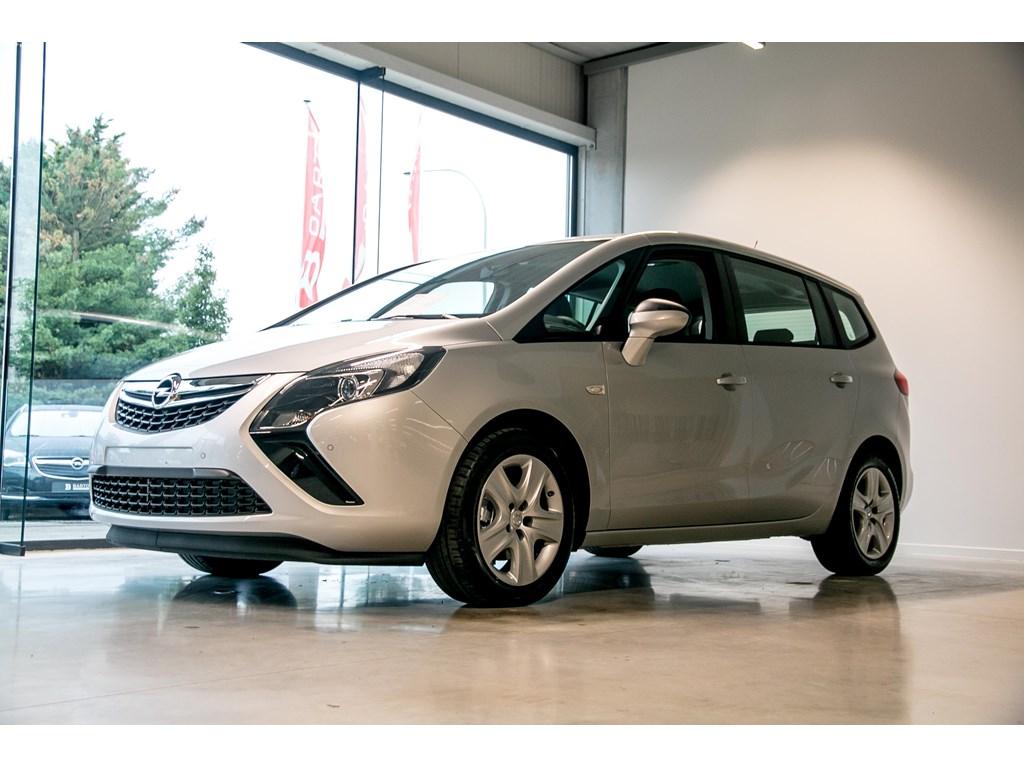 Tweedehands te koop: Opel Zafira Tourer Zilver - 14 Turbo - Edition - NIEUW - Parksens VA