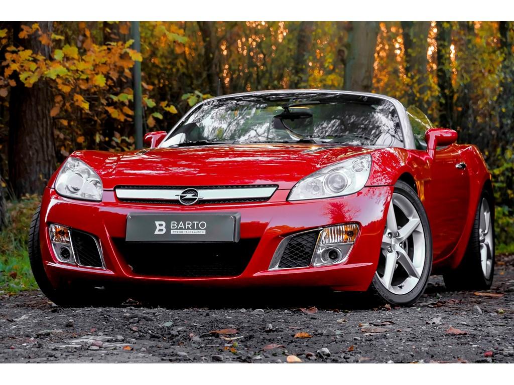 Tweedehands te koop: Opel GT Rood - 20 Turbo 260 pk - Airco - Windscherm - Topstaat