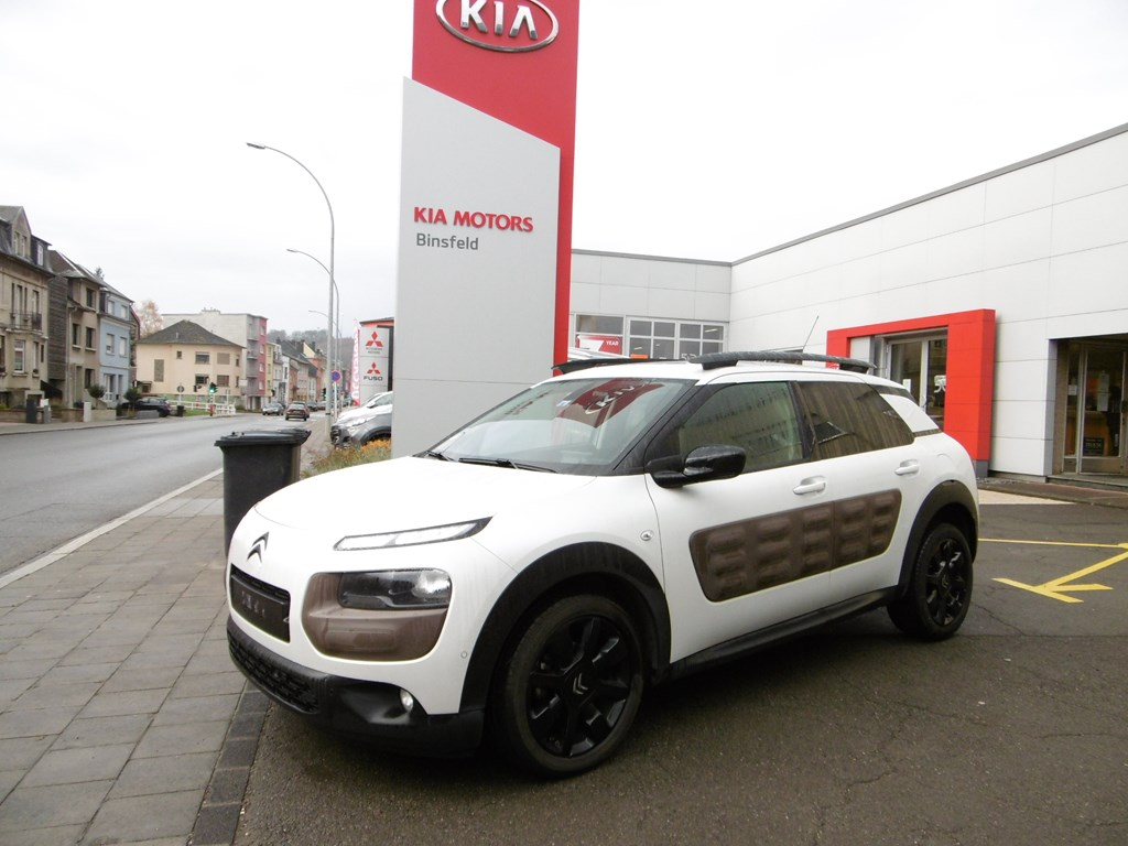 citroen c4 cactus bluehdi shine edition moonlight start stop. Black Bedroom Furniture Sets. Home Design Ideas