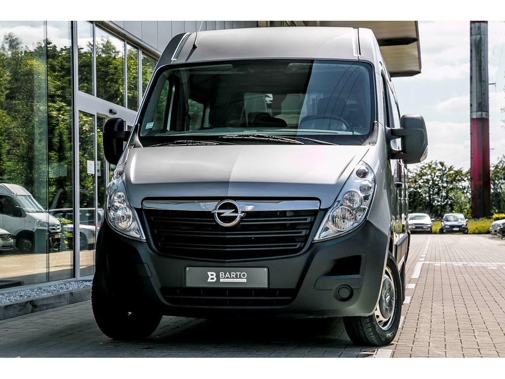 Tweedehands te koop: Opel Movano Zilver - L2H2 23D FWD - Dubbel cabine - Airco - Parkeersens - Achteruitrijcamera