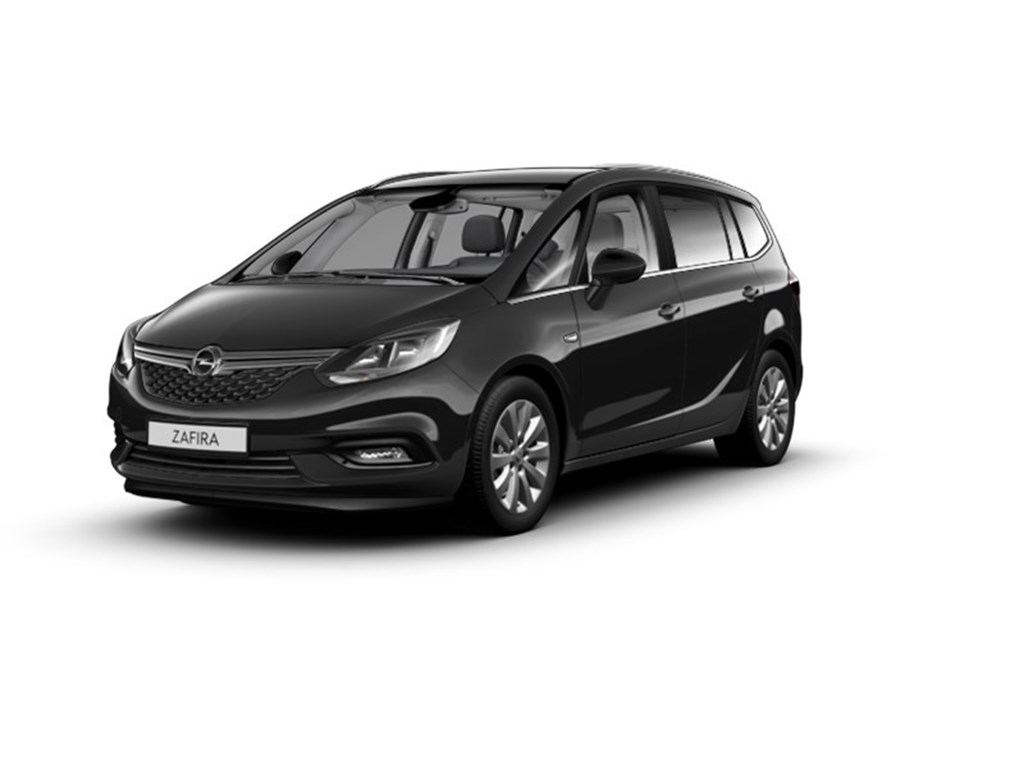 opel zafira zwart innovation 1 4 turbo 120pk nieuw wagens barto tweedehands en nieuwe. Black Bedroom Furniture Sets. Home Design Ideas