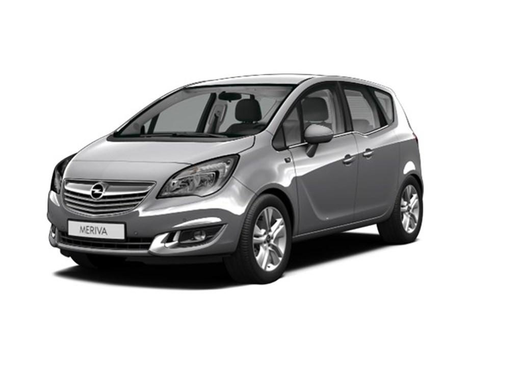 Tweedehands te koop: Opel Meriva Grijs - 14 Turbo Ultimate Plus Edition - AUTOMAAT - Nieuw