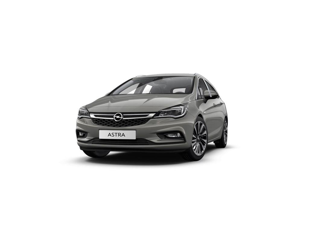 Opel-Astra-Grijs-Sports-Tourer-14-Turbo-150pk-Innovation-AUTOMAAT-Nieuw