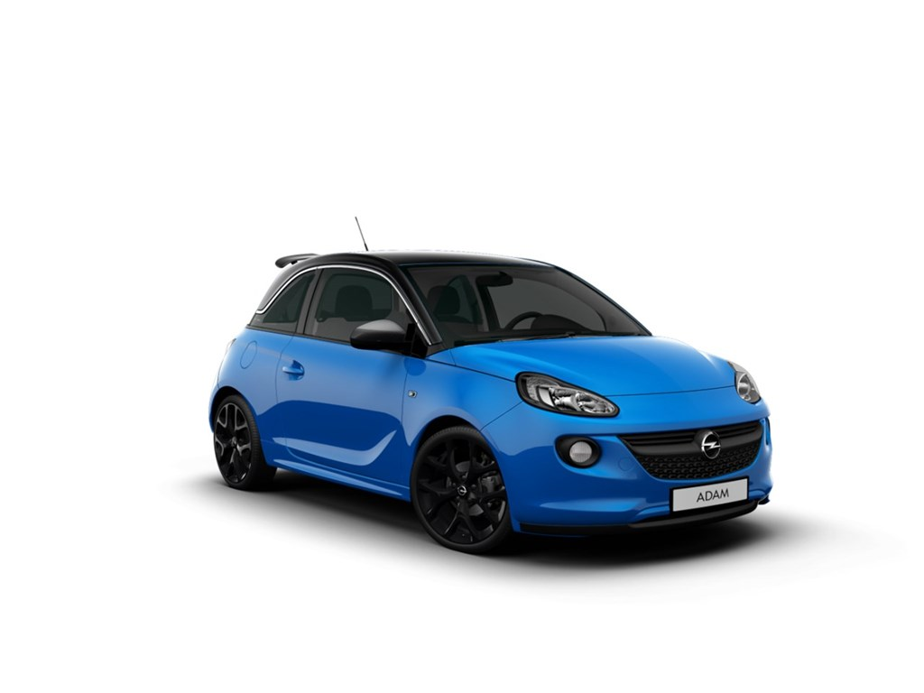 Tweedehands te koop: Opel ADAM Blauw - S - 14 Turbo - Nieuw