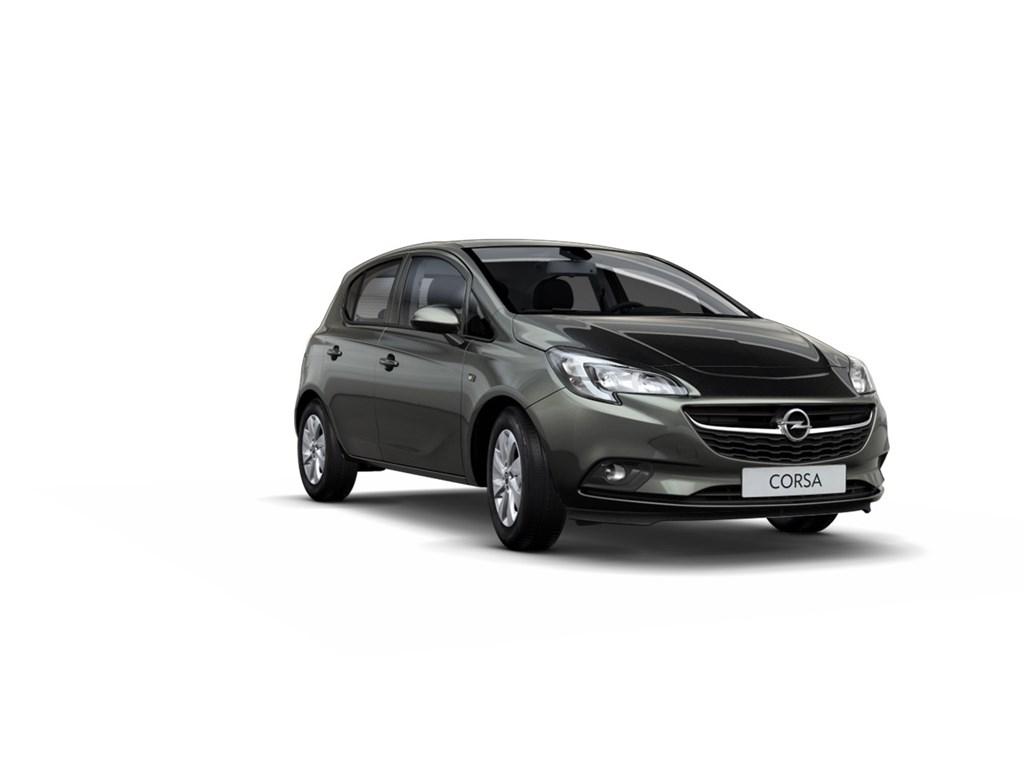 Tweedehands te koop: Opel Corsa Grijs - 5-Deurs 10 Turbo Enjoy 90pk - Nieuw