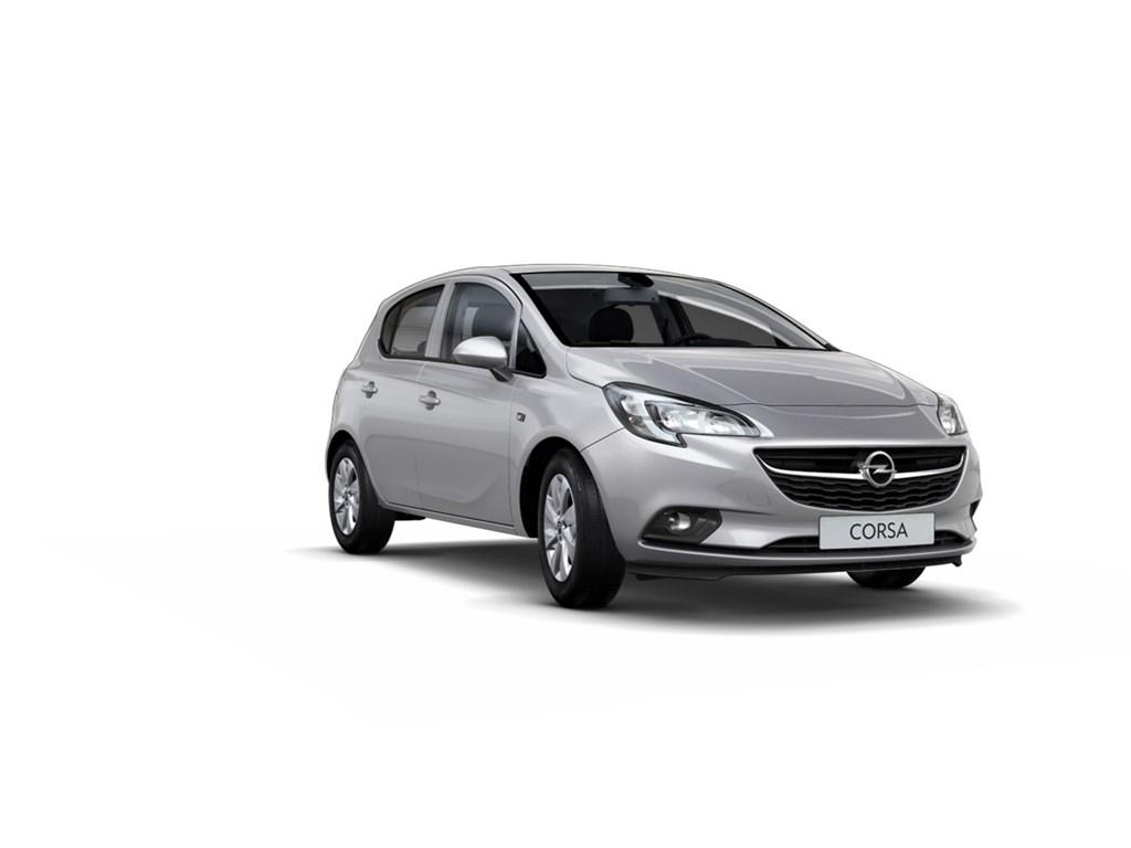 Tweedehands te koop: Opel Corsa Zilver - 5-Deurs 14 Enjoy 90pk - Automaat - Nieuw