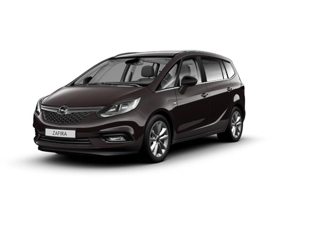 Tweedehands te koop: Opel Zafira Bruin - 14 Turbo Innovation - Nieuw