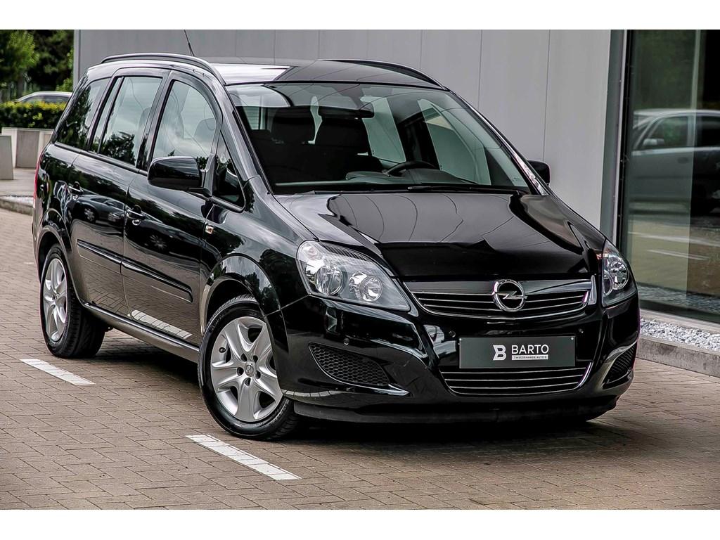 Tweedehands te koop: Opel Zafira Zwart - 17 CDTI ecoFLEX DPF 81 KW ENJOY