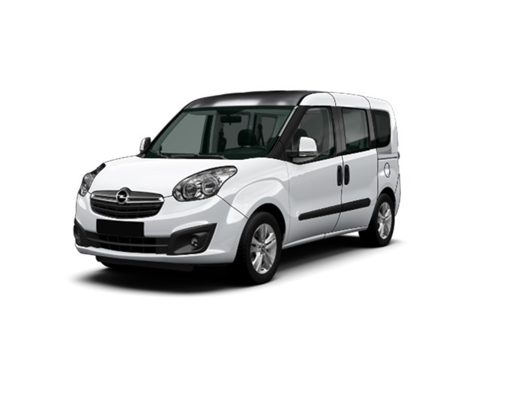 Tweedehands te koop: Opel Combo Zilver - Tour Cosmo 16 CDTi 95pk - Nieuw