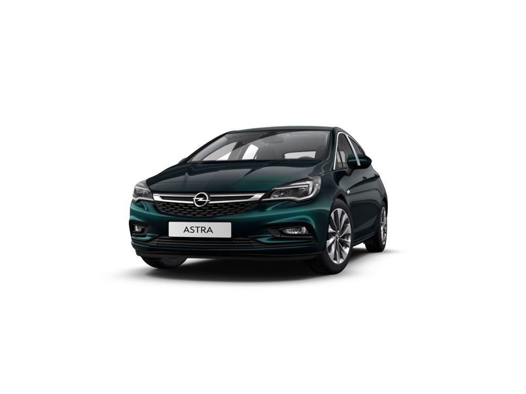 Tweedehands te koop: Opel Astra Groen - 5-Deurs 10 Turbo 105pk Innovation - Nieuw