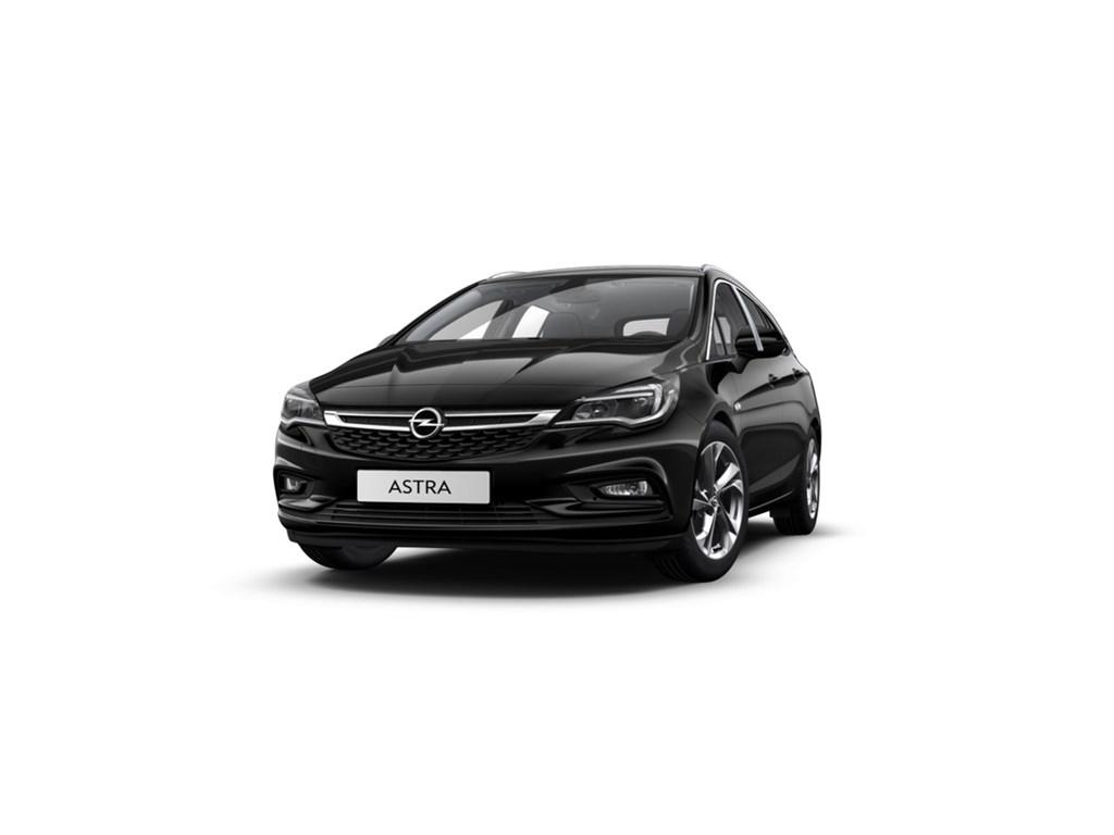 Tweedehands te koop: Opel Astra Grijs - 10 Turbo Sports Tourer Innovation - Nieuw