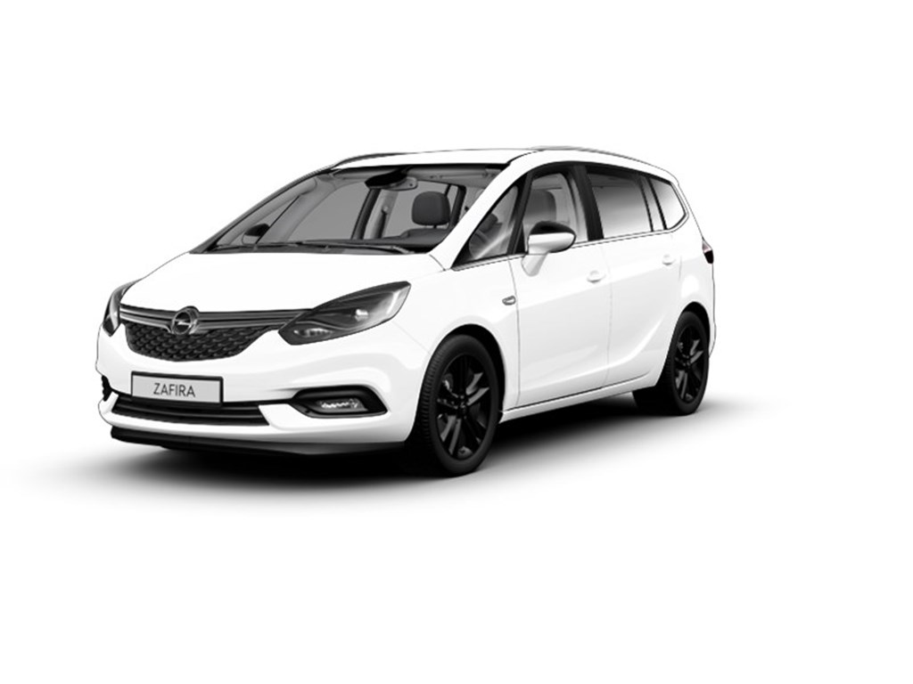 Opel-Zafira-Wit-14-Turbo-Innovation-Nieuw-