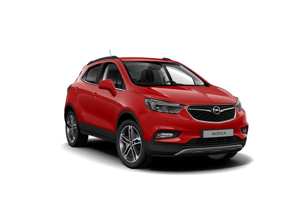 Tweedehands te koop: Opel Mokka Rood - 14 Turbo Innovation - AUTOMAAT - Nieuw