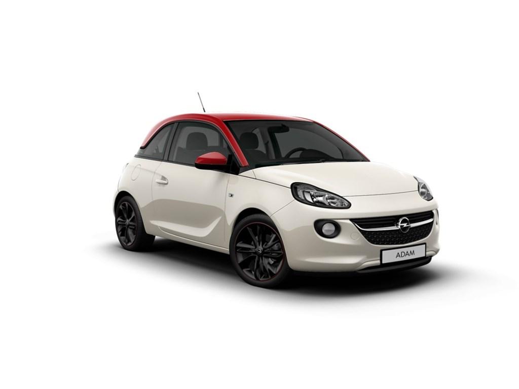 Tweedehands te koop: Opel ADAM Wit - 12 RednRoll - Nieuw