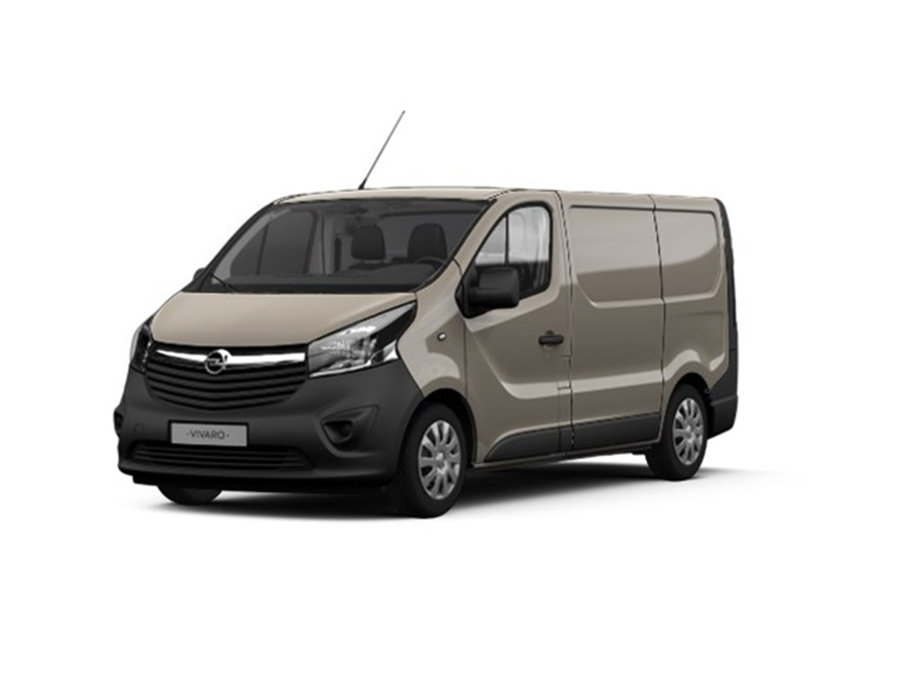 Tweedehands te koop: Opel Vivaro Bruin - 16 CDTi Gesloten bestelwagen Edition - Nieuw