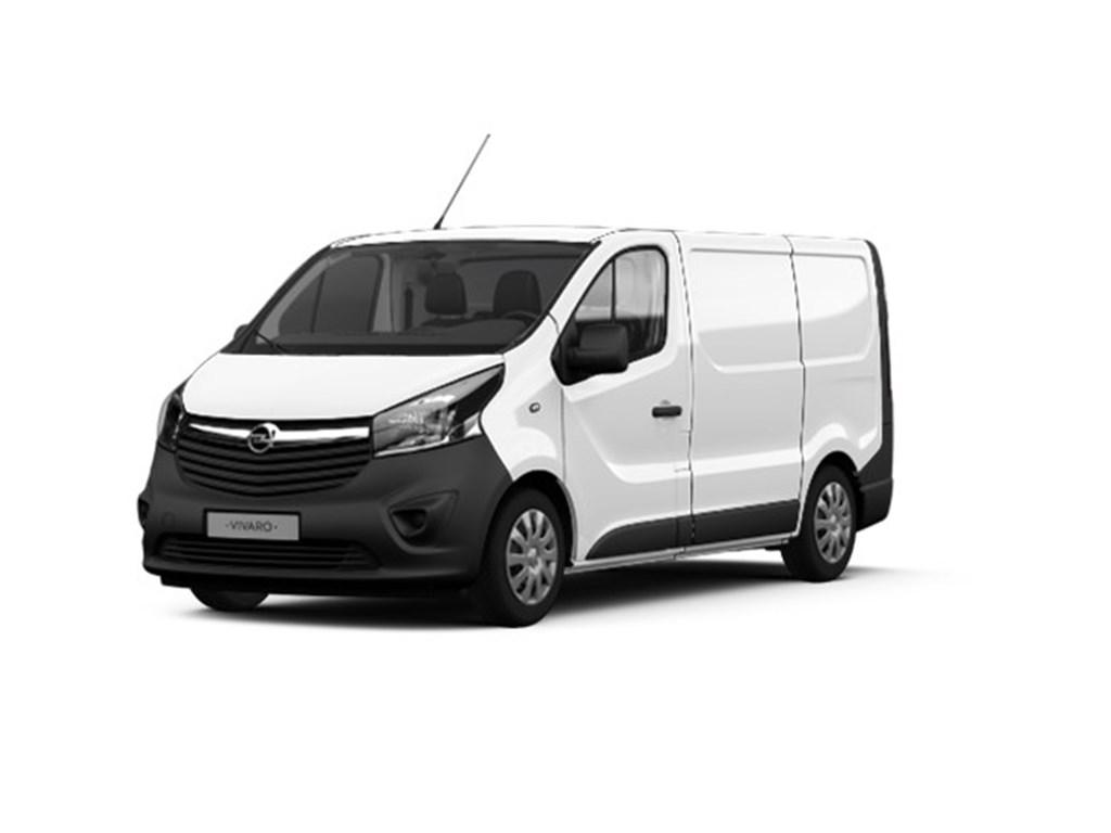 Tweedehands te koop: Opel Vivaro Wit - 16 CDTi 120pk Gesloten bestelwagen Edition - Nieuw