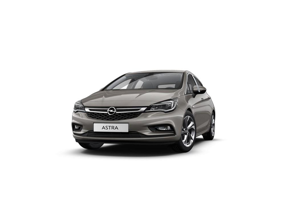 Tweedehands te koop: Opel Astra Grijs - 5-Deurs 14 Turbo Innovation - Automaat - Nieuw