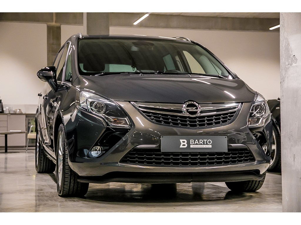 Opel-Zafira-Tourer-Anthraciet-14-Turbo-Autom-Cosmo-Navi-7zit-Camera