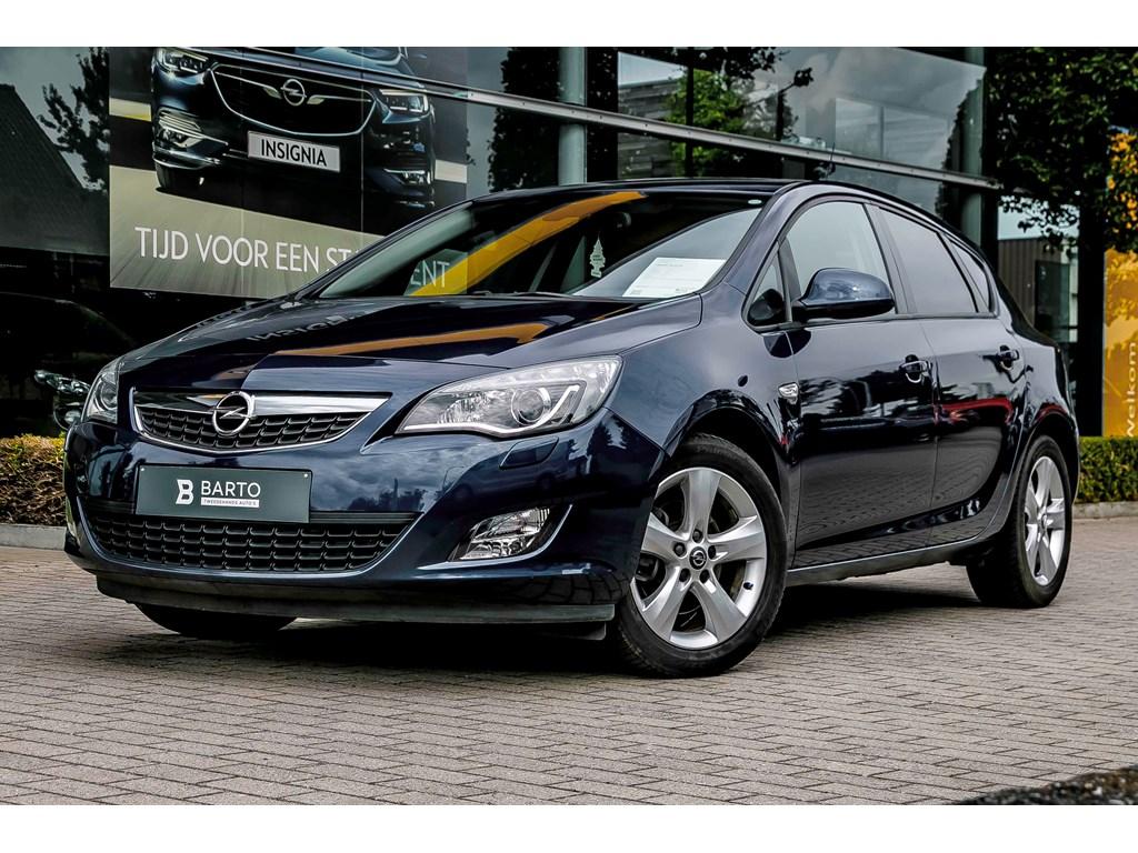Tweedehands te koop: Opel Astra Blauw - VERKOCHT - Proficiat Rob