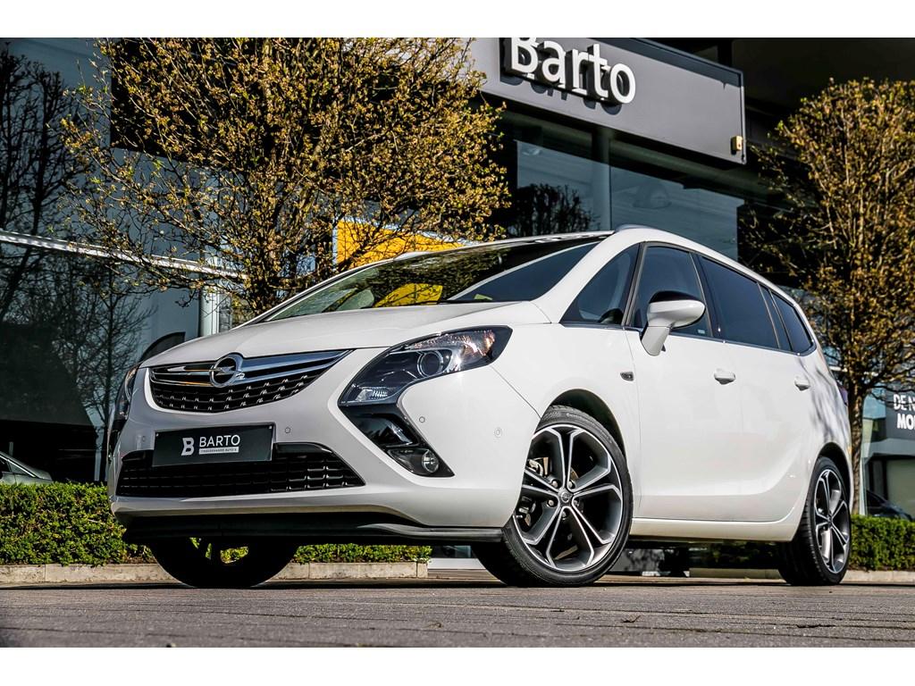 Tweedehands te koop: Opel Zafira Tourer Wit - Verkocht-Proficiat Jeffrey