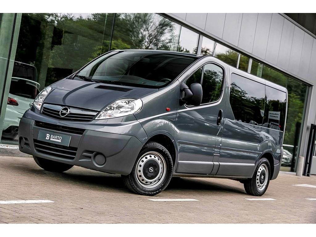 Tweedehands te koop: Opel Vivaro Grijs - Verkocht Proficiat