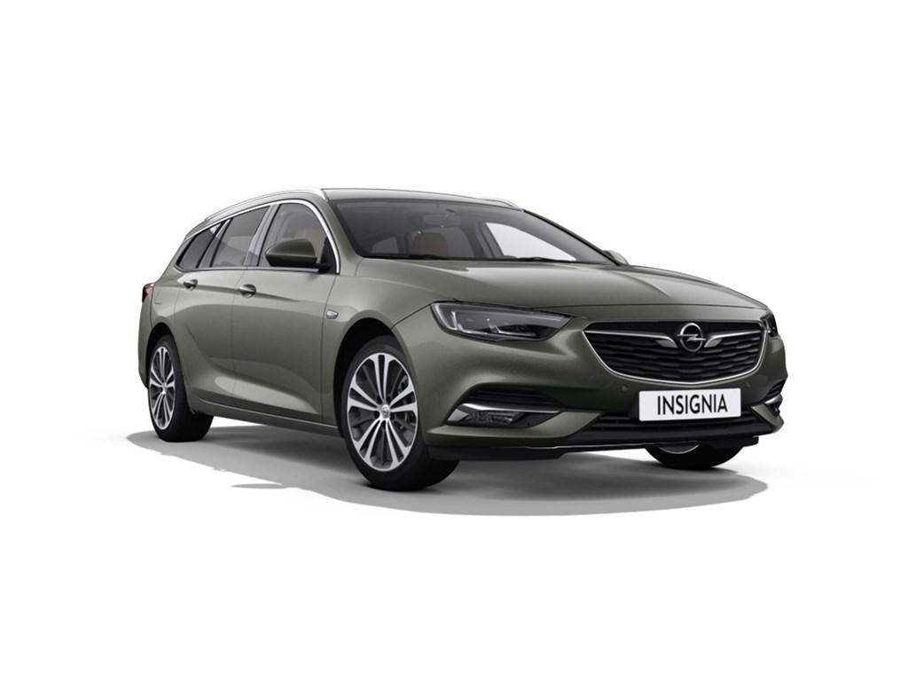 Tweedehands te koop: Opel Insignia Grijs - Nieuw Model - Innovation - 15 Turbo automaat - Leder -