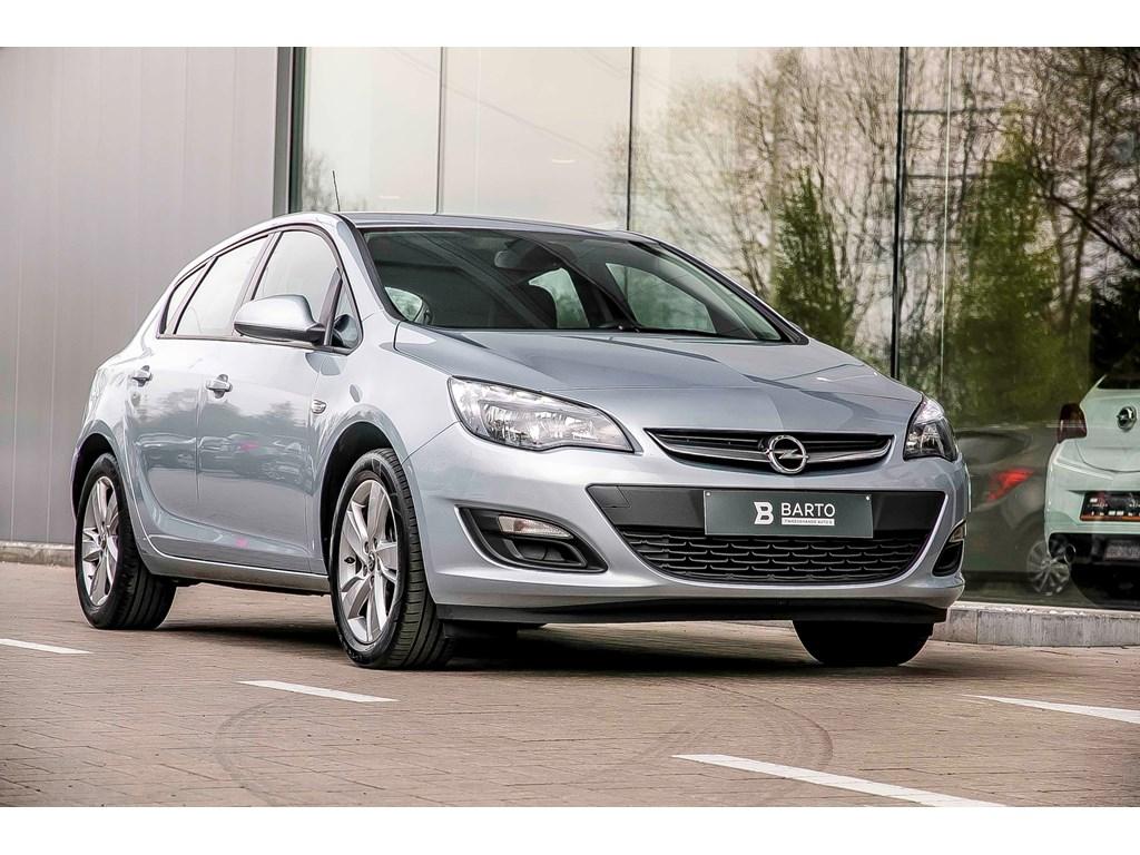 Tweedehands te koop: Opel Astra Zilver - 16 CDTI ecoFLEX 81kW StartStop ENJOY ACTIVE