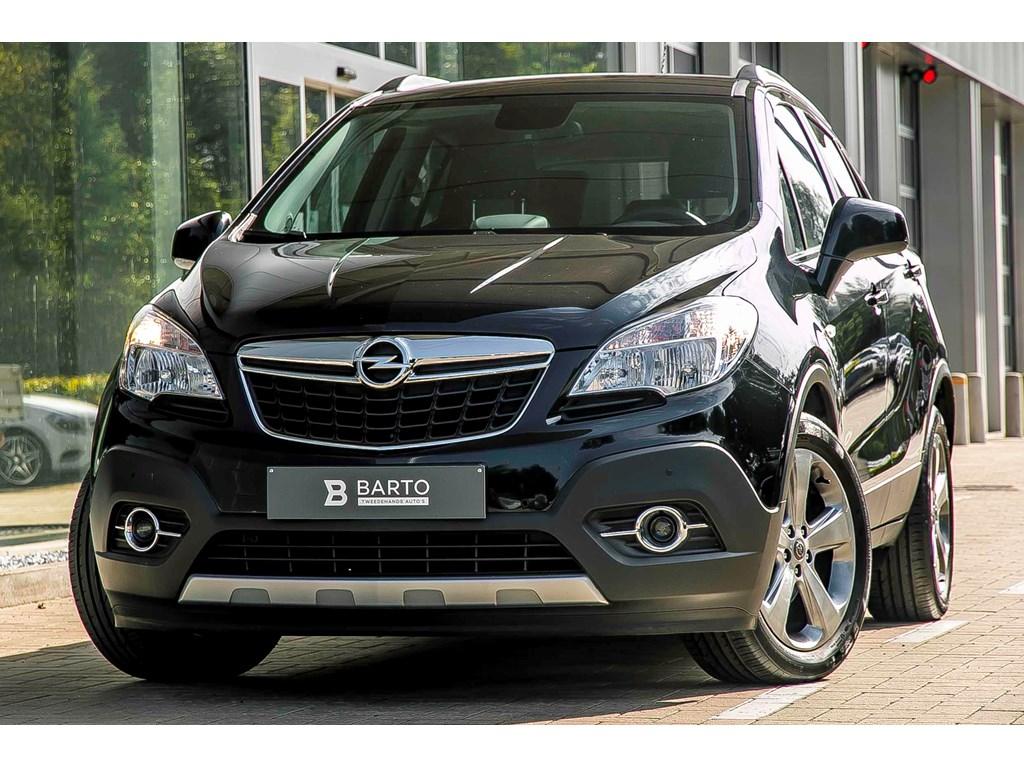 Tweedehands te koop: Opel Mokka Zwart - 17 CDTI ecoFLEX StartStop COSMO