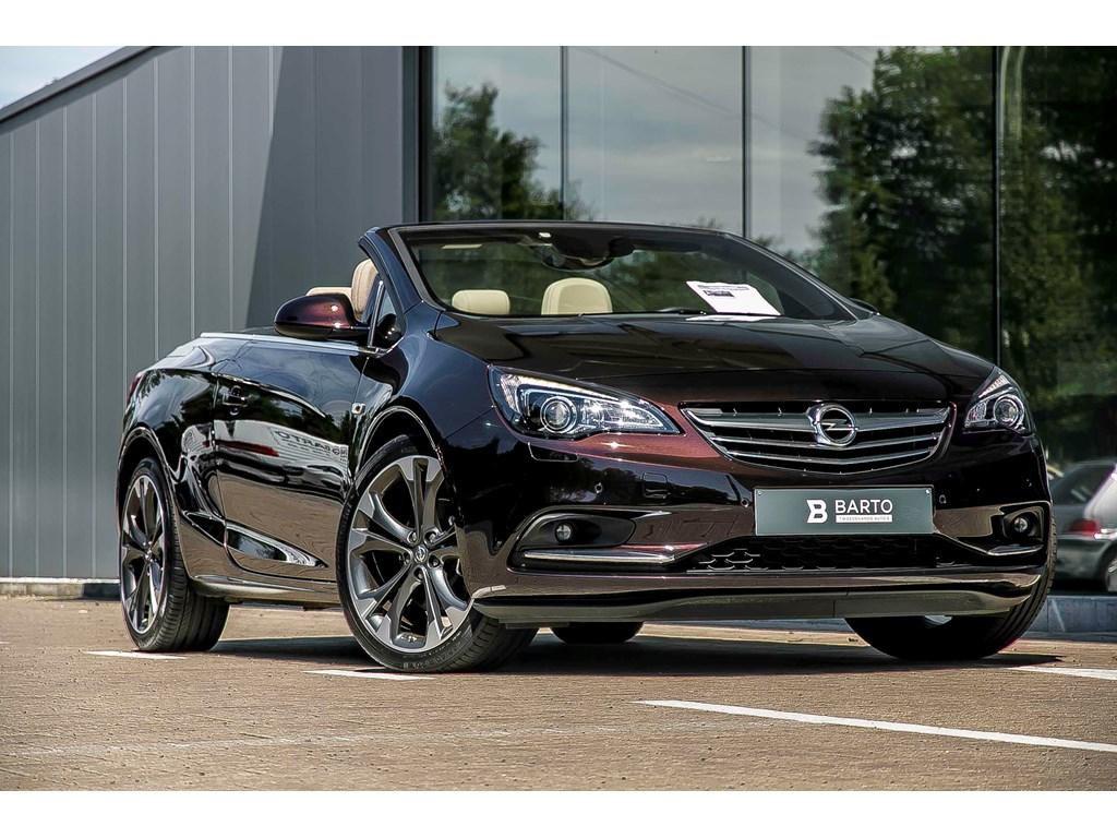 Tweedehands te koop: Opel Cascada Bruin - Cosmo - 20 Cdti 170pk- Leder - Xenon - 20 Bicolor - Camera - Power Seat Pack 1