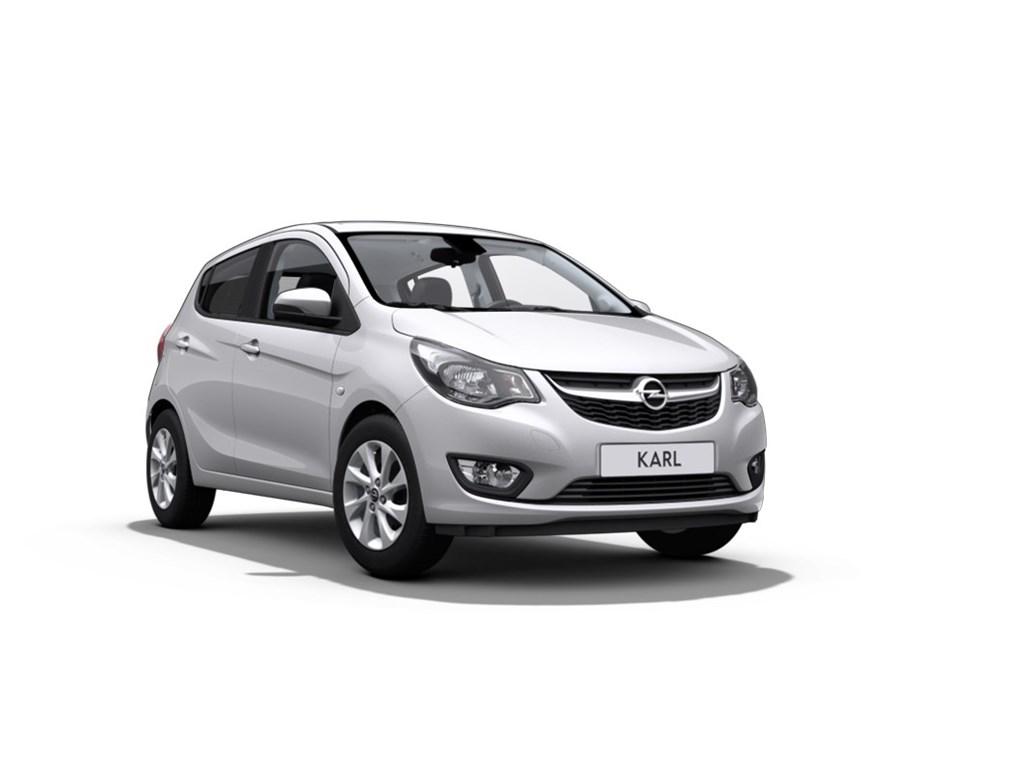 Tweedehands te koop: Opel KARL Zilver - 10 Cosmo - Nieuw
