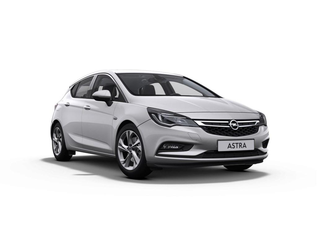 Tweedehands te koop: Opel Astra Zilver - 5-Deurs 10 Turbo 105pk Innovation - Nieuw