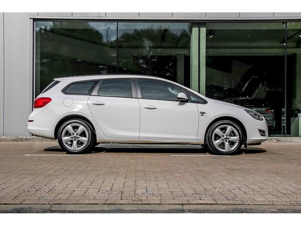 Tweedehands te koop: Opel Astra Wit - Verkocht - Proficiat Frans