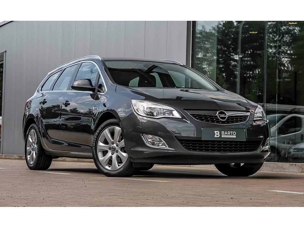 Tweedehands te koop: Opel Astra Anthraciet - Sports Tourer - Cosmo - - Parksensoren