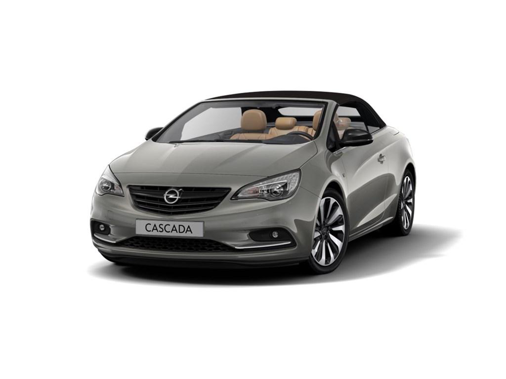 Opel-Cascada-Grijs-Cosmo-16-Turbo-ECOTEC-AUTOMAAT-Nieuw