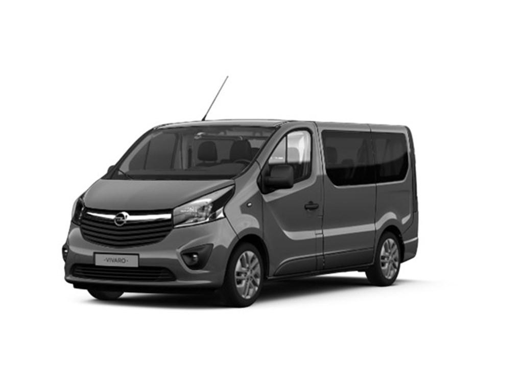 Tweedehands te koop: Opel Vivaro Grijs - Verkocht - Proficiat Kevin Katrien
