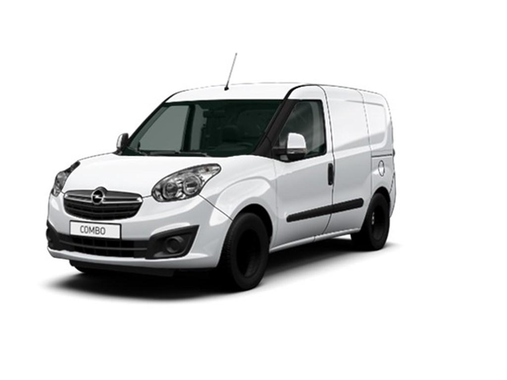 Opel-Combo-Zilver-Bestelwagen-L1H1-16CDTi-105pk-man-6-Nieuw