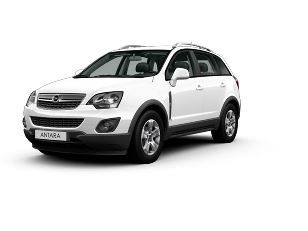 Tweedehands te koop: Opel Antara Wit - 20 CDTi 170pk Ultimate Edition 4X2 StartStop - Nieuw