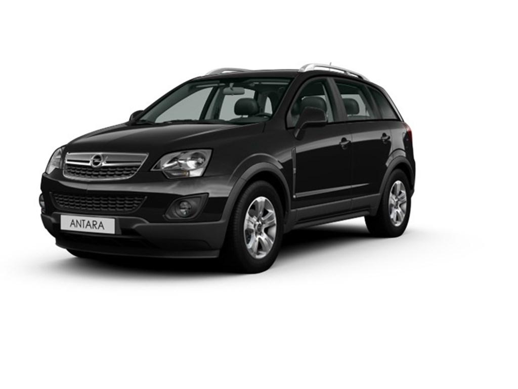 Tweedehands te koop: Opel Antara Zwart - Verkocht - Proficiat David Cynthia