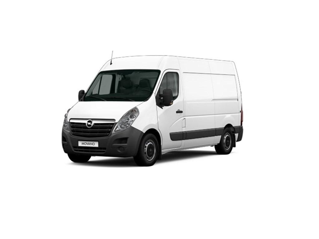 Tweedehands te koop: Opel Movano Wit - Gesloten bestelwagen 23 BiTurbo 145pk L2H2 FWD - Nieuw
