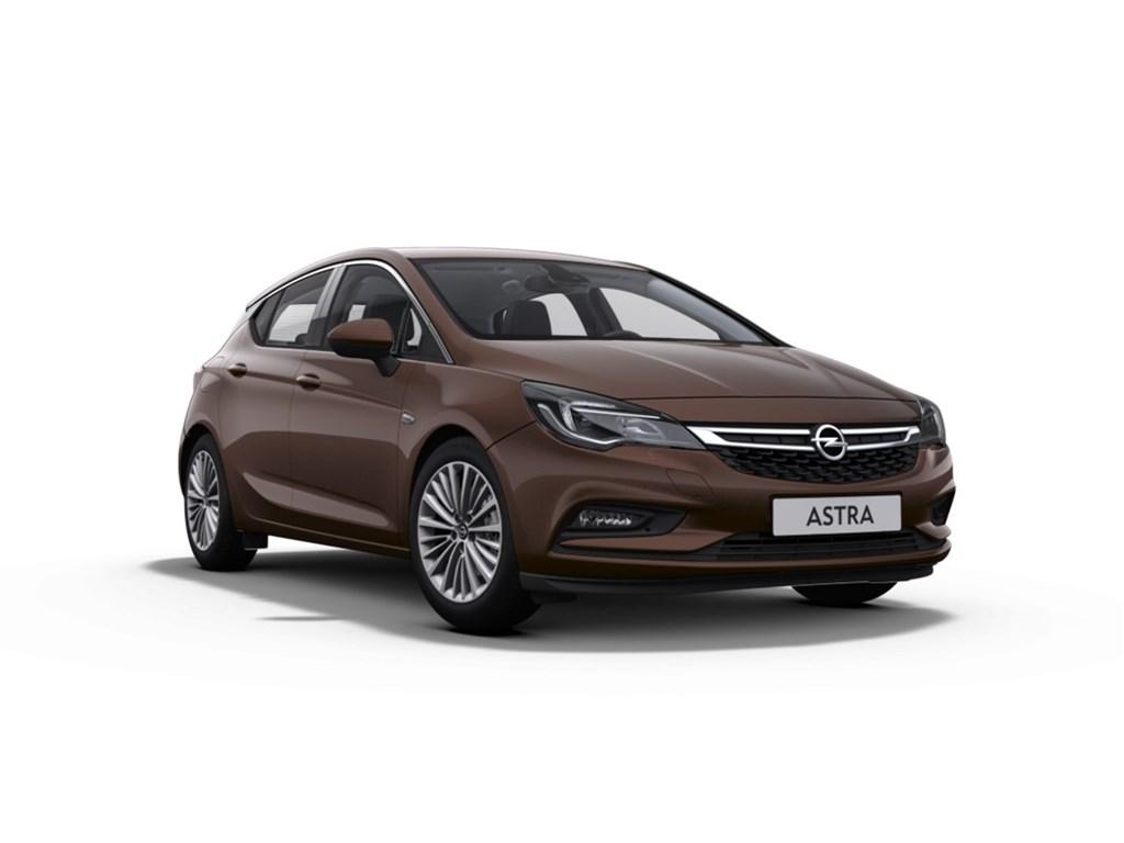 Tweedehands te koop: Opel Astra Bruin - DEMO Wagen 5-deurs Innovation 14 Turbo 125pk - Nieuw