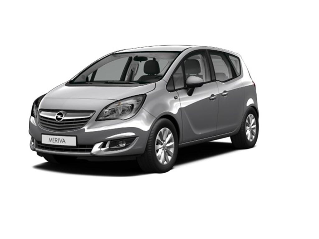 Tweedehands te koop: Opel Meriva Grijs - 14 Benz 100pk Ultimate Edition - Nieuw