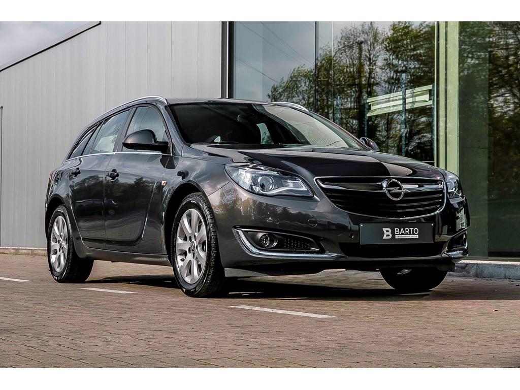 Tweedehands te koop: Opel Insignia Grijs - Sports Tourer - 16 Ecoflex - Navigatie - Parksens - Alu velgen