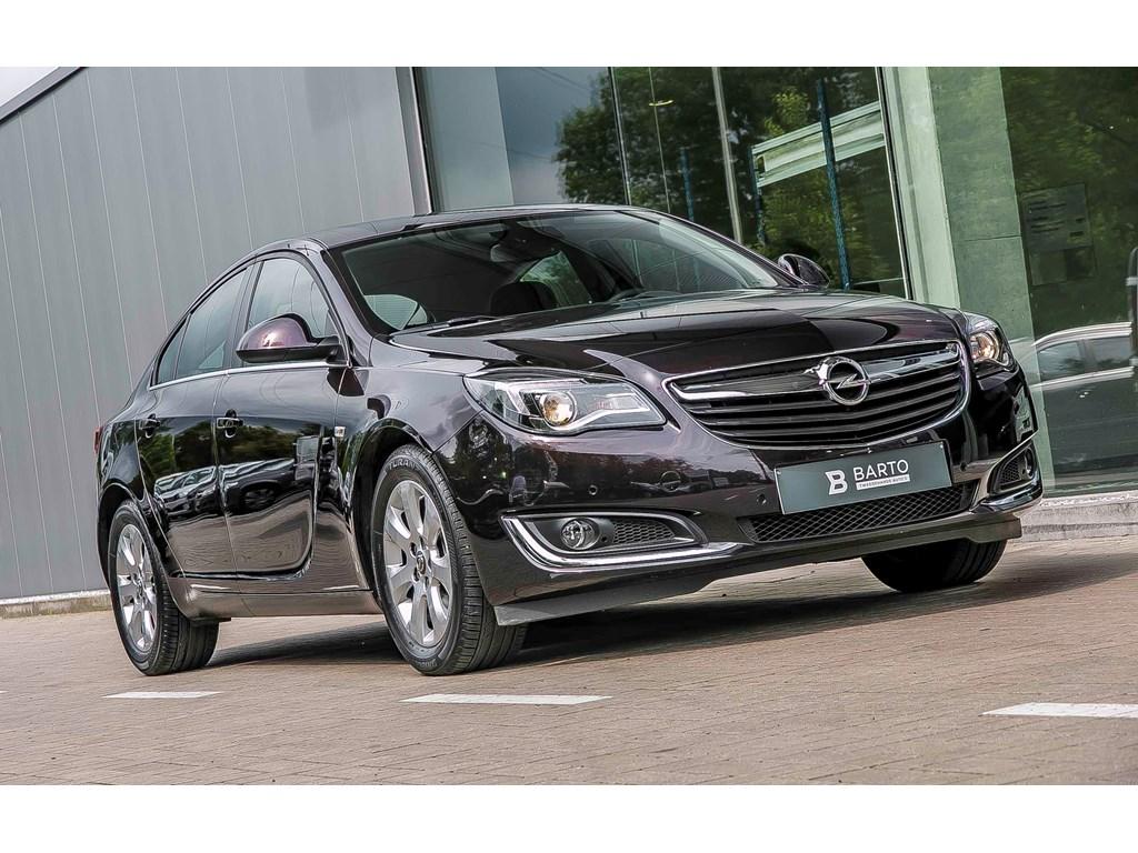 Tweedehands te koop: Opel Insignia Bruin - Verkocht - Proficiat fam Bruyns