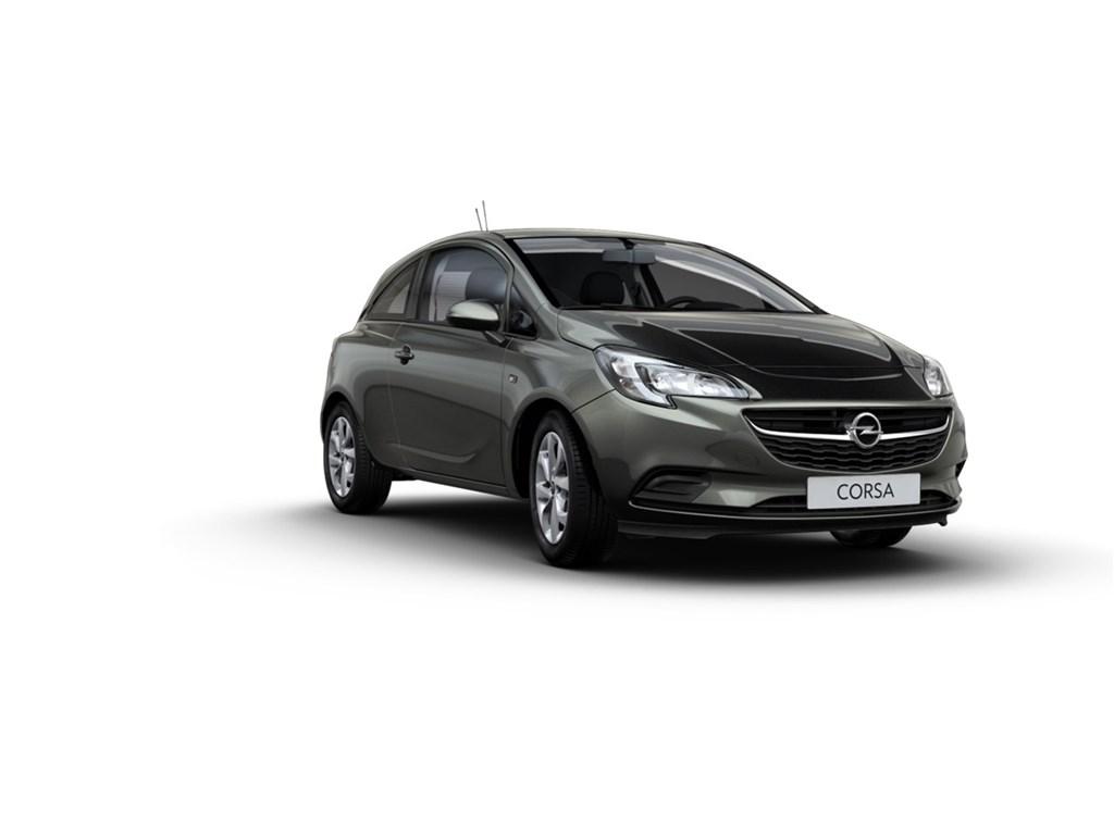 Tweedehands te koop: Opel Corsa Van Grijs - Sport 13 CDTi 95pk man 5 versn - Lichte Vracht - Nieuw